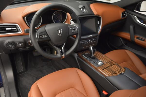 New 2017 Maserati Ghibli SQ4 S Q4 for sale Sold at Pagani of Greenwich in Greenwich CT 06830 13