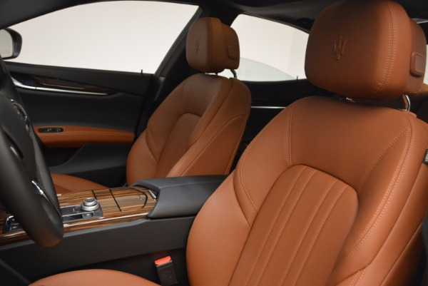 New 2017 Maserati Ghibli SQ4 S Q4 for sale Sold at Pagani of Greenwich in Greenwich CT 06830 15