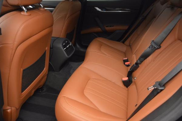 New 2017 Maserati Ghibli SQ4 S Q4 for sale Sold at Pagani of Greenwich in Greenwich CT 06830 17