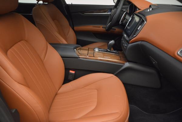New 2017 Maserati Ghibli SQ4 S Q4 for sale Sold at Pagani of Greenwich in Greenwich CT 06830 20