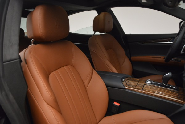 New 2017 Maserati Ghibli SQ4 S Q4 for sale Sold at Pagani of Greenwich in Greenwich CT 06830 21