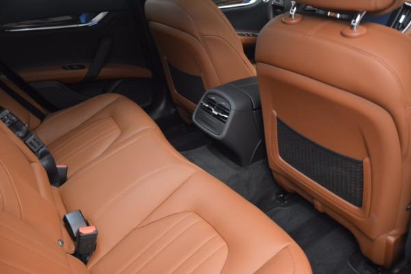 New 2017 Maserati Ghibli SQ4 S Q4 for sale Sold at Pagani of Greenwich in Greenwich CT 06830 22