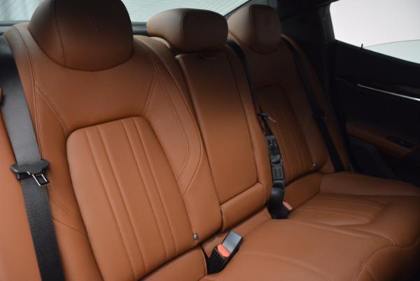 New 2017 Maserati Ghibli SQ4 S Q4 for sale Sold at Pagani of Greenwich in Greenwich CT 06830 24