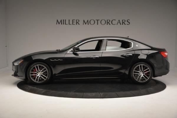 New 2017 Maserati Ghibli SQ4 S Q4 for sale Sold at Pagani of Greenwich in Greenwich CT 06830 3