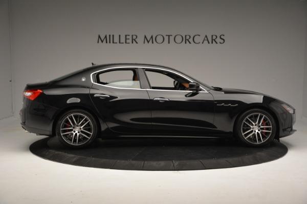 New 2017 Maserati Ghibli SQ4 S Q4 for sale Sold at Pagani of Greenwich in Greenwich CT 06830 9