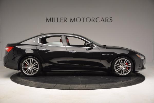 New 2017 Maserati Ghibli SQ4 for sale Sold at Pagani of Greenwich in Greenwich CT 06830 10