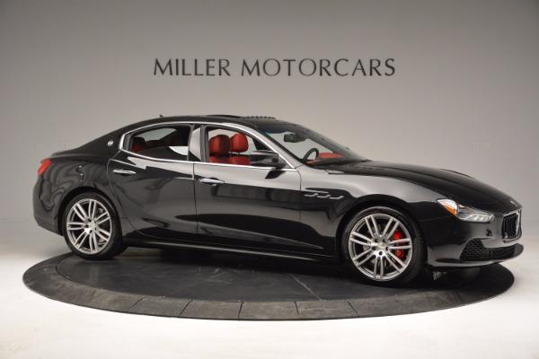 New 2017 Maserati Ghibli SQ4 for sale Sold at Pagani of Greenwich in Greenwich CT 06830 11