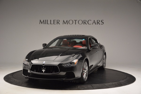 New 2017 Maserati Ghibli SQ4 for sale Sold at Pagani of Greenwich in Greenwich CT 06830 14