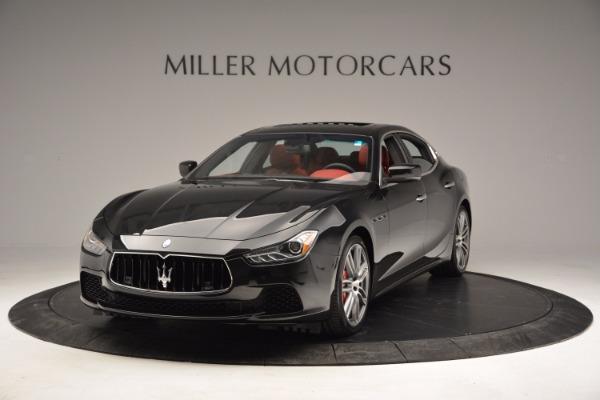 New 2017 Maserati Ghibli SQ4 for sale Sold at Pagani of Greenwich in Greenwich CT 06830 16