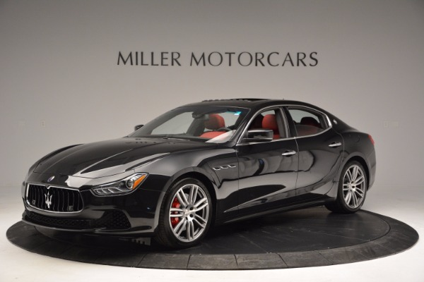 New 2017 Maserati Ghibli SQ4 for sale Sold at Pagani of Greenwich in Greenwich CT 06830 2