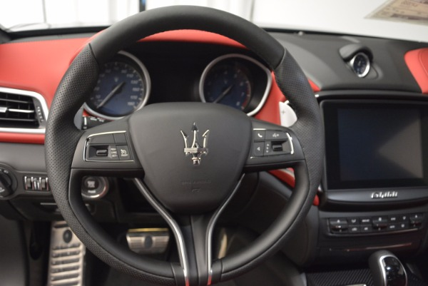 New 2017 Maserati Ghibli SQ4 for sale Sold at Pagani of Greenwich in Greenwich CT 06830 22