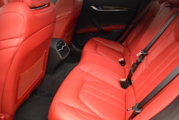 New 2017 Maserati Ghibli SQ4 for sale Sold at Pagani of Greenwich in Greenwich CT 06830 24