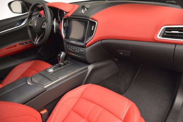 New 2017 Maserati Ghibli SQ4 for sale Sold at Pagani of Greenwich in Greenwich CT 06830 26