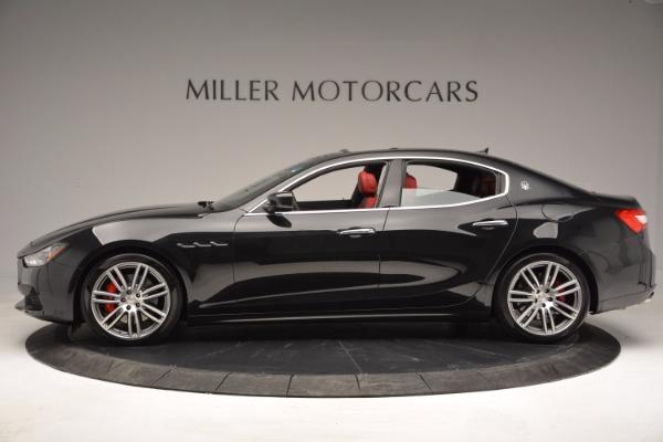 New 2017 Maserati Ghibli SQ4 for sale Sold at Pagani of Greenwich in Greenwich CT 06830 4