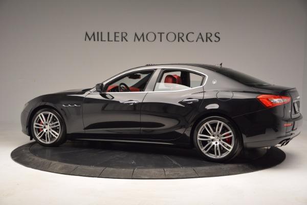 New 2017 Maserati Ghibli SQ4 for sale Sold at Pagani of Greenwich in Greenwich CT 06830 5