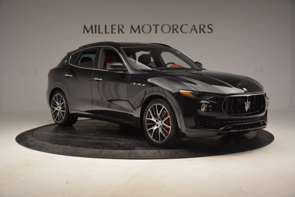 New 2017 Maserati Levante S for sale Sold at Pagani of Greenwich in Greenwich CT 06830 11