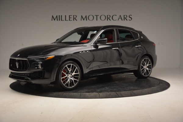 New 2017 Maserati Levante S for sale Sold at Pagani of Greenwich in Greenwich CT 06830 2
