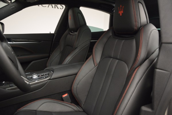 New 2017 Maserati Levante S for sale Sold at Pagani of Greenwich in Greenwich CT 06830 16