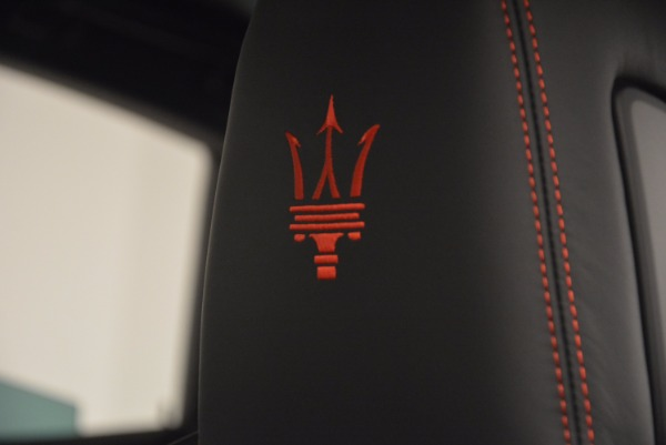New 2017 Maserati Levante S for sale Sold at Pagani of Greenwich in Greenwich CT 06830 17