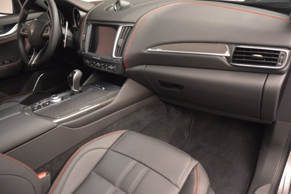 New 2017 Maserati Levante S for sale Sold at Pagani of Greenwich in Greenwich CT 06830 21