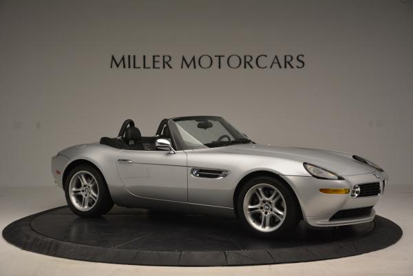 Used 2000 BMW Z8 for sale $177,900 at Pagani of Greenwich in Greenwich CT 06830 10