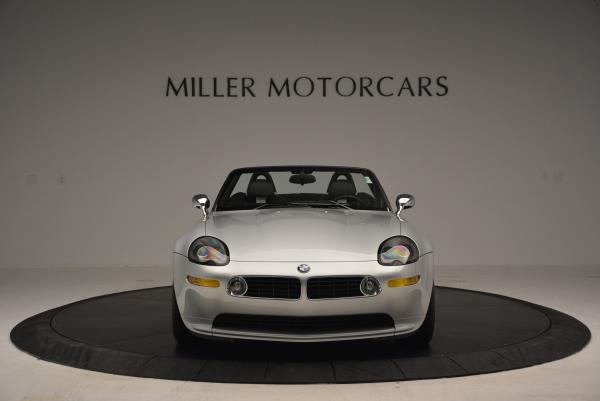 Used 2000 BMW Z8 for sale $177,900 at Pagani of Greenwich in Greenwich CT 06830 12