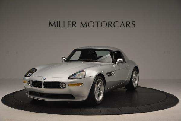 Used 2000 BMW Z8 for sale $177,900 at Pagani of Greenwich in Greenwich CT 06830 13