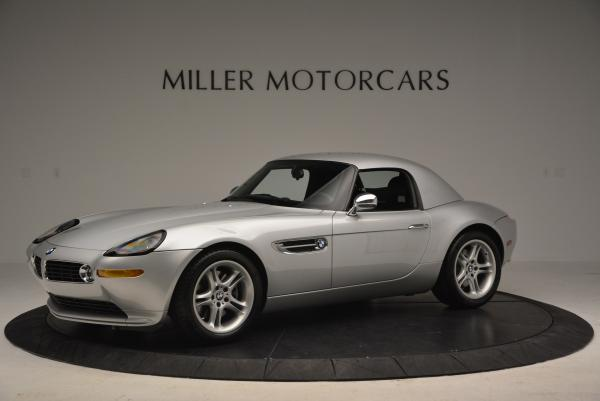 Used 2000 BMW Z8 for sale $177,900 at Pagani of Greenwich in Greenwich CT 06830 14
