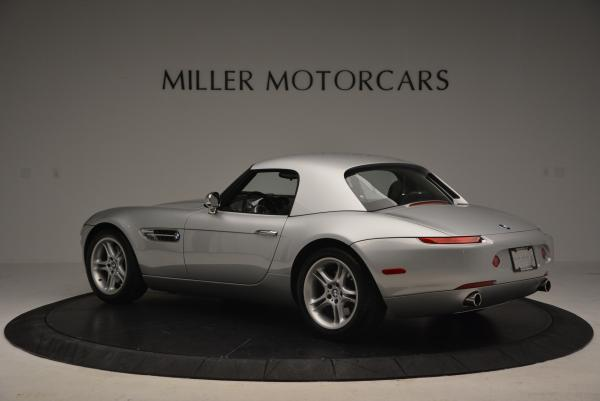 Used 2000 BMW Z8 for sale $177,900 at Pagani of Greenwich in Greenwich CT 06830 16
