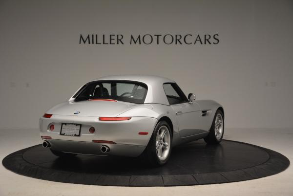 Used 2000 BMW Z8 for sale $177,900 at Pagani of Greenwich in Greenwich CT 06830 19