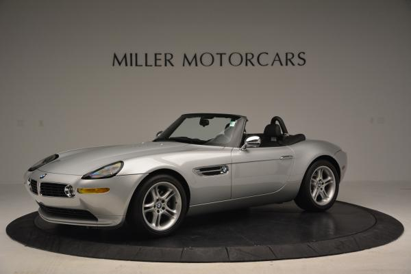 Used 2000 BMW Z8 for sale $177,900 at Pagani of Greenwich in Greenwich CT 06830 2