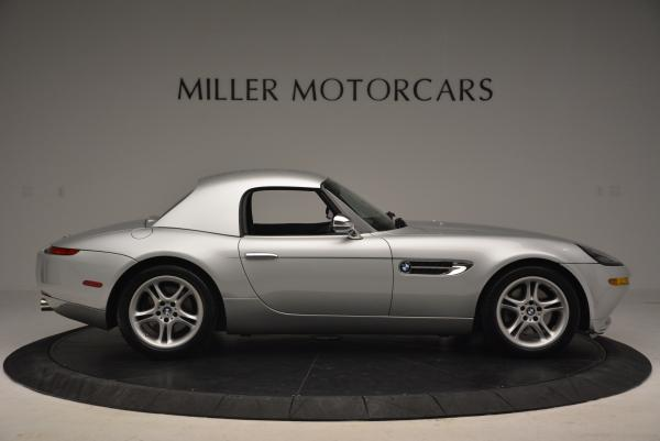 Used 2000 BMW Z8 for sale $177,900 at Pagani of Greenwich in Greenwich CT 06830 21