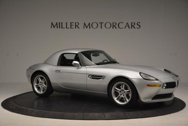 Used 2000 BMW Z8 for sale $177,900 at Pagani of Greenwich in Greenwich CT 06830 22