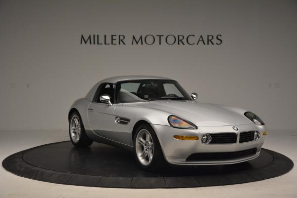 Used 2000 BMW Z8 for sale $177,900 at Pagani of Greenwich in Greenwich CT 06830 23