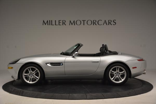 Used 2000 BMW Z8 for sale $177,900 at Pagani of Greenwich in Greenwich CT 06830 3