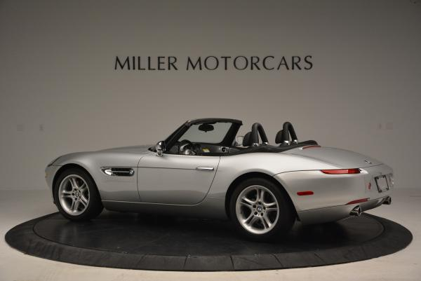 Used 2000 BMW Z8 for sale $177,900 at Pagani of Greenwich in Greenwich CT 06830 4