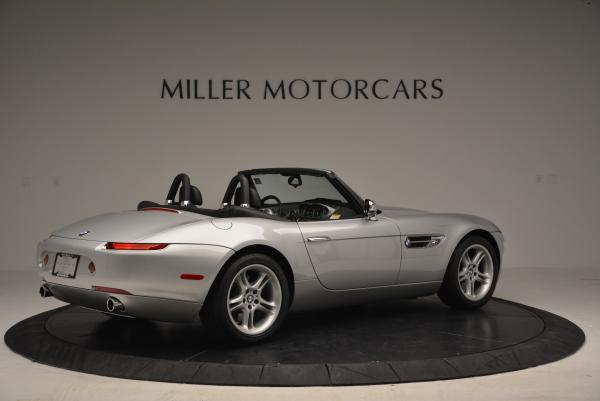 Used 2000 BMW Z8 for sale $177,900 at Pagani of Greenwich in Greenwich CT 06830 8