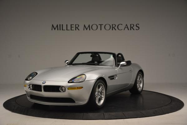 Used 2000 BMW Z8 for sale $177,900 at Pagani of Greenwich in Greenwich CT 06830 1