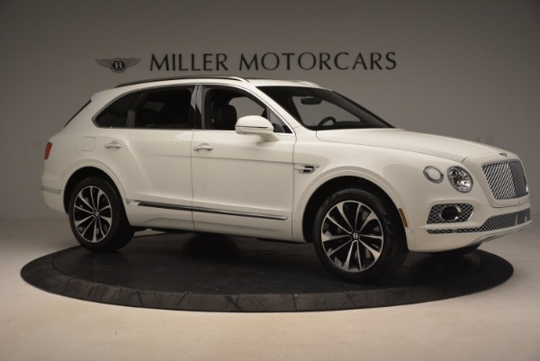 Used 2017 Bentley Bentayga for sale Sold at Pagani of Greenwich in Greenwich CT 06830 10