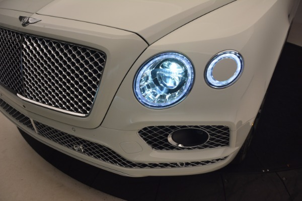Used 2017 Bentley Bentayga for sale Sold at Pagani of Greenwich in Greenwich CT 06830 16