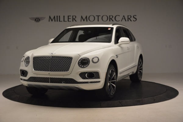 Used 2017 Bentley Bentayga for sale Sold at Pagani of Greenwich in Greenwich CT 06830 1