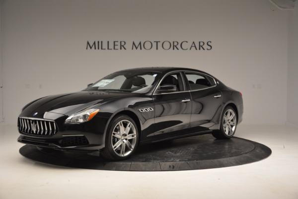 New 2017 Maserati Quattroporte S Q4 for sale Sold at Pagani of Greenwich in Greenwich CT 06830 2