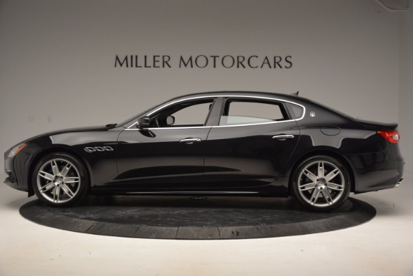 New 2017 Maserati Quattroporte S Q4 for sale Sold at Pagani of Greenwich in Greenwich CT 06830 3
