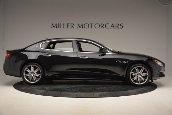 New 2017 Maserati Quattroporte S Q4 for sale Sold at Pagani of Greenwich in Greenwich CT 06830 9
