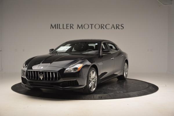 New 2017 Maserati Quattroporte S Q4 for sale Sold at Pagani of Greenwich in Greenwich CT 06830 1
