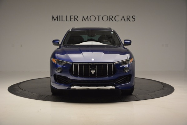 New 2017 Maserati Levante S for sale Sold at Pagani of Greenwich in Greenwich CT 06830 6