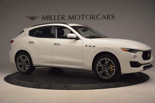 New 2017 Maserati Levante S Q4 for sale Sold at Pagani of Greenwich in Greenwich CT 06830 10