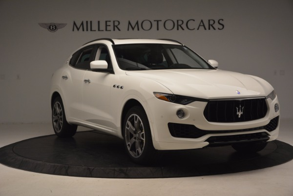 New 2017 Maserati Levante S Q4 for sale Sold at Pagani of Greenwich in Greenwich CT 06830 11