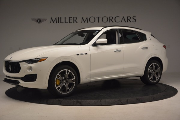 New 2017 Maserati Levante S Q4 for sale Sold at Pagani of Greenwich in Greenwich CT 06830 2