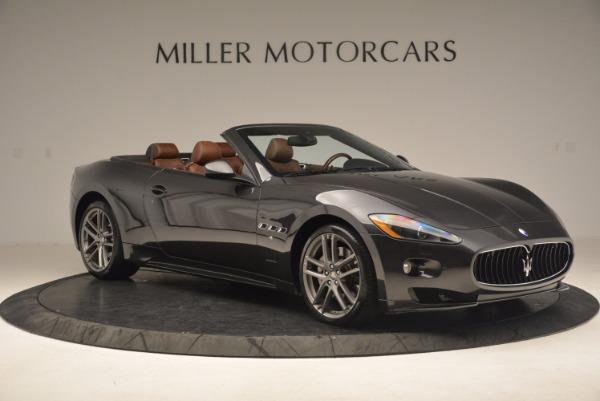 Used 2012 Maserati GranTurismo Sport for sale Sold at Pagani of Greenwich in Greenwich CT 06830 11